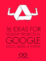 ideas for student projects using google docs slides and forms your students probably already use these tools to write papers or create presentations but they
