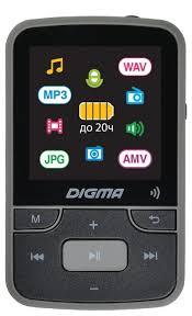 <b>Плеер DIGMA</b> Z4 16GB — купить по выгодной цене на Яндекс ...