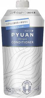 <b>Кондиционер для волос</b> Кao Merit Pyuan <b>Unique</b> с ароматом ...