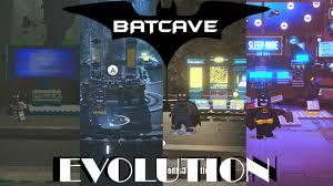 Batcave <b>Evolution</b> in <b>Lego</b> Videogames (2008 - 2017) - YouTube