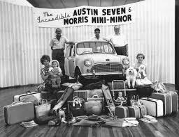 「Austin Seven and Morris Mini-Minor」の画像検索結果