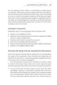 interview skills that win the job window tricks 28 20 interview skills