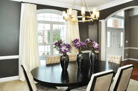 dining table interior design kitchen: cool decor for a round dining table nice home design classy simple and decor for a