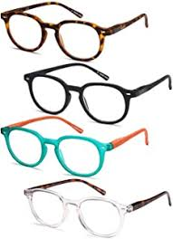 Round Reading Glasses - Amazon.com