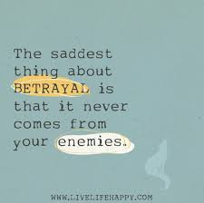 Quotes Fans Betrayal Quotes
