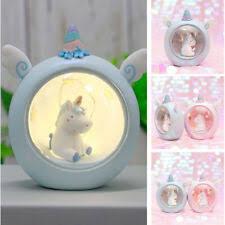 <b>Unicorn LED</b> Light Night Lights for sale   eBay