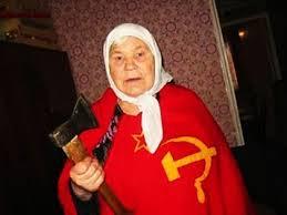 """В кабинете """"следователя ЛНР"""" флаг с серпом и молотом и Сталин, - бывший пленник террористов - Цензор.НЕТ 9167"""