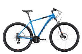 <b>Велосипед STARK Router 29.3</b> HD 2019 20 голубой/чёрный ...