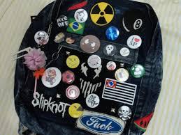 Resultado de imagem para mochila customizada
