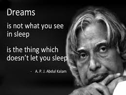 Inspirational Quotes and Messages from A.P.J Abdul Kalam ...