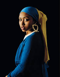 no black lives matter the transformative power of pictures girl a pearl earring by awol erizku