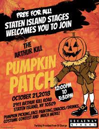 Broadway Stages Hosts Arthur Kill Pumpkin <b>Patch</b> in <b>Staten Island</b> ...