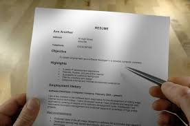 writing tips to create or update your resume how to choose the best resume format