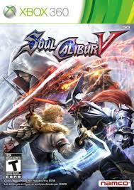 Soul Calibur V RGH + DLC Español Xbox 360 [Mega+]