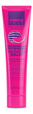 <b>Бальзам для губ Miracle</b> Balm Watermelon 25мл (арбуз) Purple ...