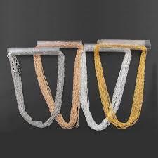 <b>10pcs</b>/lot <b>Gold Silver</b> Antique Bronze Color 3mm Round Link Chain ...