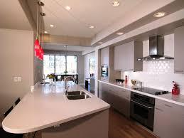 Kitchen Breakfast Bar Galley Kitchen With Breakfast Bar Winda 7 Furniture