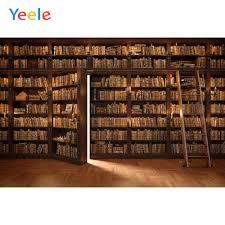 <b>Yeele Photozone</b> Shelf For Book Old <b>Wood</b> Study Home Decor ...