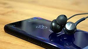 <b>Black</b> AKG <b>Samsung Earphones Headphones Headset</b> Handsfree ...