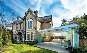 Things You Can Do Without Planning Permission   Homebuilding    Victorian home   glass extension