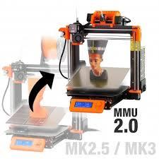 prusa i3 mk3 mk2 5 multi materials 2 0 3d printer motor kit mmu2
