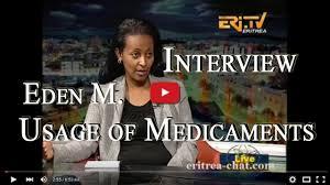 n interview pharmacist eden mehari usage of n interview pharmacist eden mehari usage of medicaments