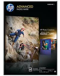 Бумага HP A4 (Q8698A) Advanced Photo Paper ... - Форте-ВД