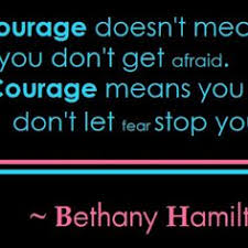 Bethany Hamilton Quotes on Pinterest   Shark Attacks, Surf Quotes ...