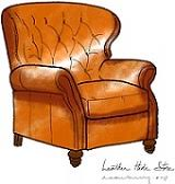 <b>Furniture</b> Reupholstery Guide | How Much Leather or <b>Fabric</b> To Buy