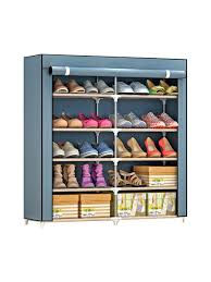 Тканевый <b>шкаф для обуви</b> Одри на 5 полок Вселенная Порядка ...