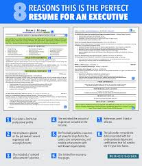 Executive Resume Resume For Your Job Application