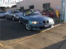1998 bmw z3 for sale in los angeles ca bmw z3 1996 side aa