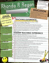 rhonda regan teacher resume edited by rrred on rhonda regan teacher resume edited by rrred68