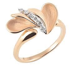 <b>Золотое кольцо</b> с бриллиантами восхитительной красоты ...