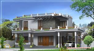 Best Contemporary Houses In Kerala   Homemini s comGood Home Design Gallery Kerala Modern House