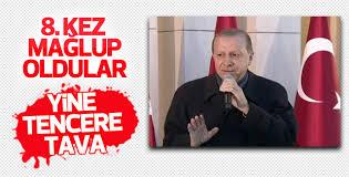 Cumhurbaşkanı Erdoğan'ın Beştepe konuşması