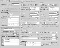Конвертер мониторинга <b>GPRS</b>-<b>T1</b>