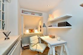 chelsea inspiration for a contemporary home office remodel in london bedroom home office view