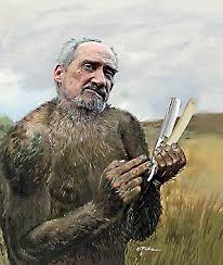 Znalezione obrazy dla zapytania Wałesa - małpa z brzytwa
