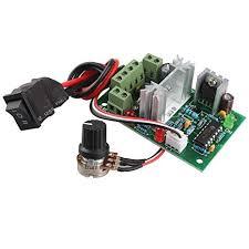 HALJIA CCM2 Adjustable Volt <b>DC Motor Speed</b> Controller 10V <b>12V</b> ...