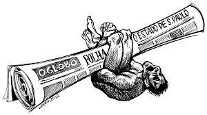 Resultado de imagem para folha de sao paulo na ditadura militar imagens