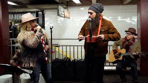 Alanis Morissette, Jimmy Fallon Perform in NYC Subway Station ...