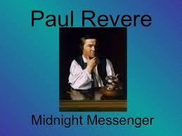「Paul Revere」の画像検索結果