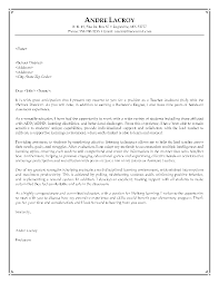 Cover Letter For Ojt Psychology Students   resume sample cover