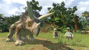 Image result for lego jurassic world game screenshots