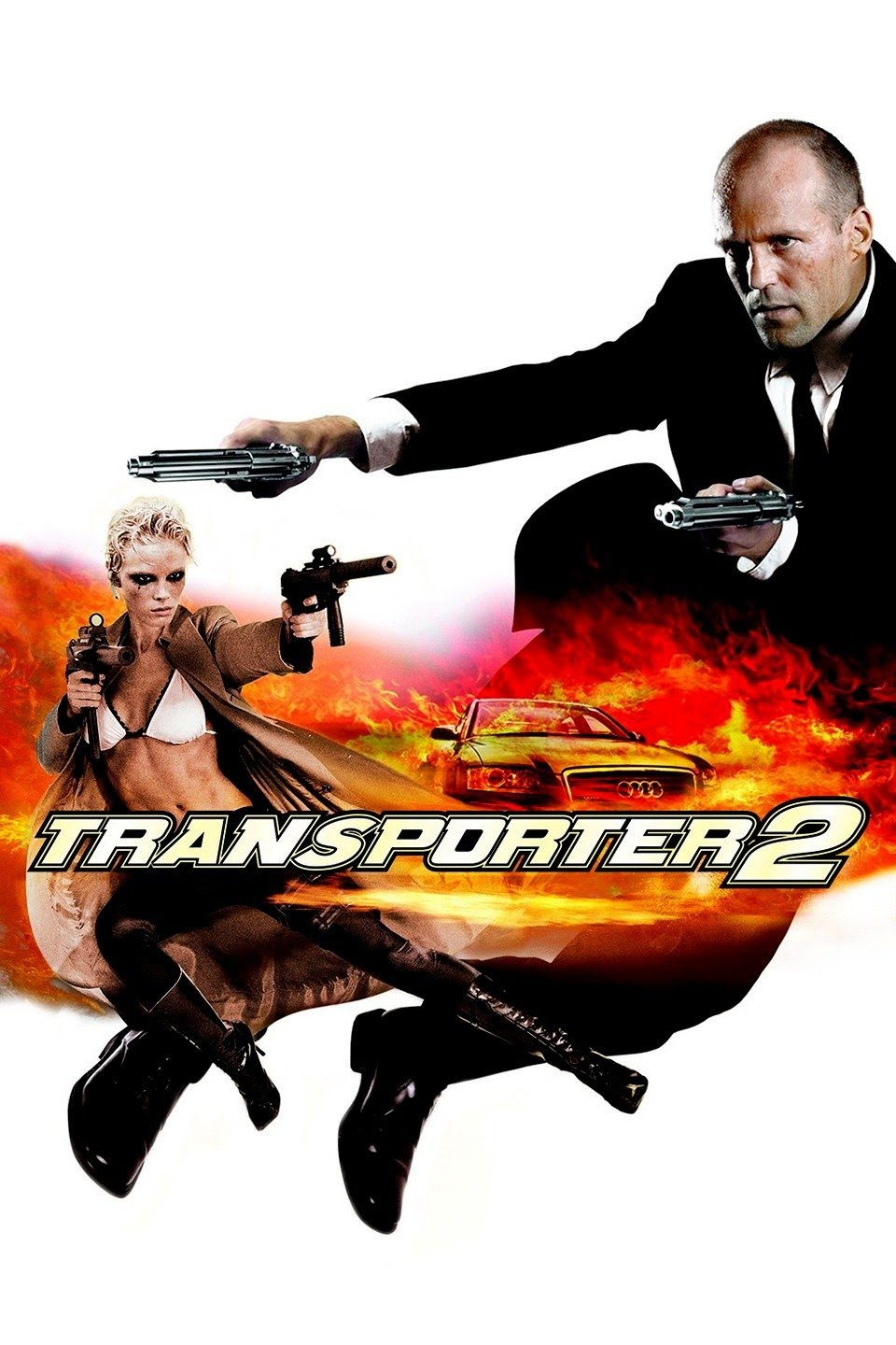 Transporter 2 (2005) Dual Audio {Hindi-English} 480p | 720p