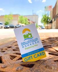 BID Giftcard - Downtown Oshkosh