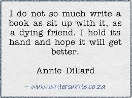 Amazing seven fashionable quotes by annie dillard picture German via Relatably.com