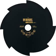 """<b>Диск для триммера</b> """"Denzel"""", 230 х 25,4 мм, толщина 1,6 мм, 8 ..."""