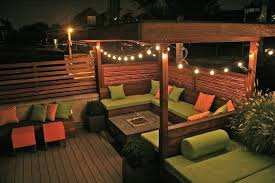 image of outdoor decorative string lights plan backyard string lighting ideas